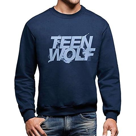 Felpa Girocollo TEEN WOLF - FILM by Mush Dress Your Style