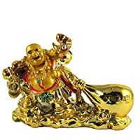 The Feng Shui laughing Buddha is regarded as one of the most auspicious Gods of wealth. It brings prosperity, success and financial gains to the house. However, the location of placing the Laughing Buddha is important.Feng Shui Laughing Buddha is a s...