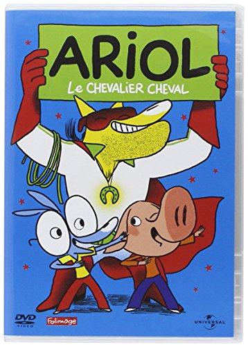 Ariol : le chevalier Cheval