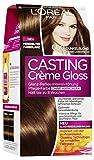 L'Oréal Paris Casting Crème Gloss, Dunkelblond, 3er Pack (3 x 222 g)