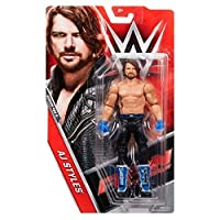 WWE AJ Stili 'Il Fenomenale Uno' Serie Basic 68.5 Wrestling Action Figure - Nuovo In Scatola