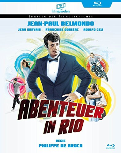 Abenteuer in Rio - mit Jean-Paul Belmondo (Filmjuwelen) [Blu-ray]