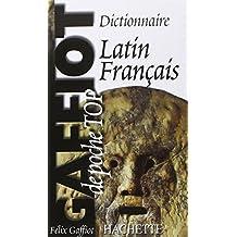 Dictionnaire de poche Latin-français : Gaffiot Top poche