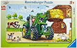 Ravensburger 060443 15pc(s) puzzle - puzzles (Traditional, Cartoons, 3 year(s), Boy/Girl, 250 mm, 145 mm) immagine