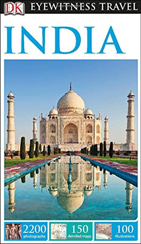 India (DK Eyewitness Travel Guides)