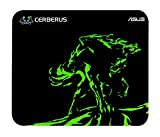 ASUS CERBERUS Medium - superficie di design resistente agli urti Black/Green