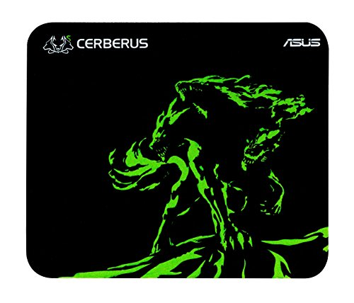 Asus Cerberus Mat Mini Green - Alfombrilla gaming