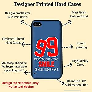 Skintice Designer Back Cover with direct 3D sublimation printing for Vivo Y53