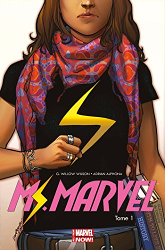 MS. MARVEL T01 par COLLECTIF