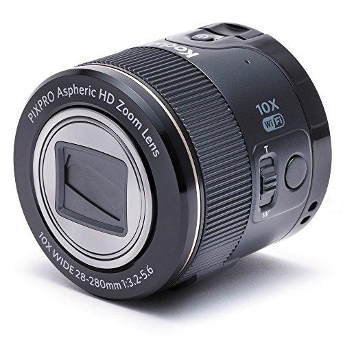 Kodak SL10 Black Pixpro Aufsatzlinse für Smartphone schwarz