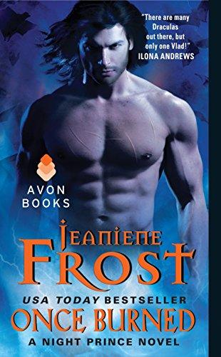 Once Burned: A Night Prince Novel (English Edition)