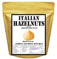 Jimmy's Gourmet Kitchen Italian Hazelnuts 500g from The North West Region of Italy