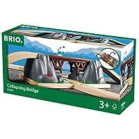 BRIO World 33391 Folding Bridge