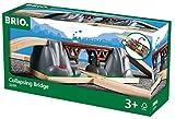 BRIO World 33391 - Einsturzbrücke