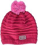 Lego Wear Mütze Mädchen Aiden 712 (Dark Pink 490), 54