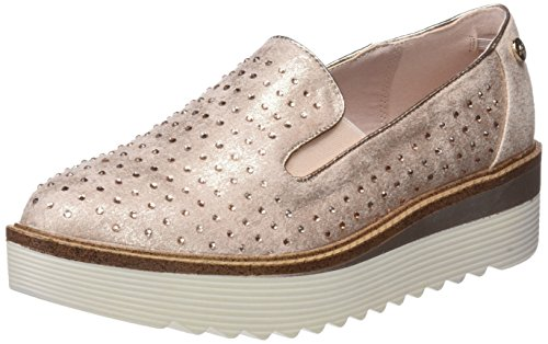 XTI Women's 47772 Slip on Trainers, Pink (Nude), 7 UK(41 EU)