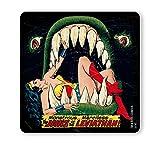 Wonder Woman Untersetzer – Bierdeckel - schwarz - Lizenziertes Originaldesign - LOGOSHIRT