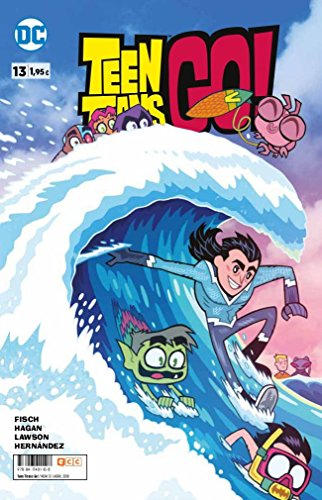 Teen Titans Go! núm. 13 por Sholly Fisch