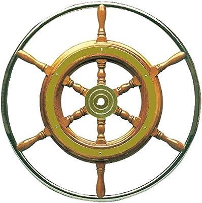 klassiches Remo de modelo con anillo exterior de acero inoxidable.–620mm de diámetro