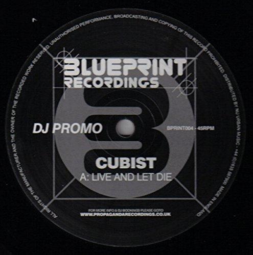 Live And Let Die / Quiet Star (Blueprint Die 3)