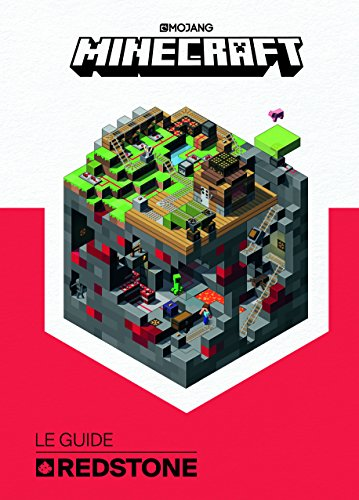 Minecraft le guide Redstone par From Gallimard jeunesse
