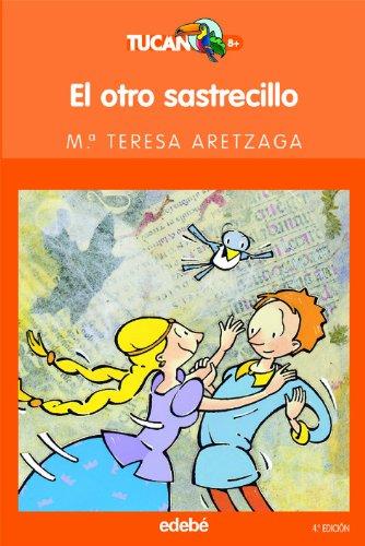 El otro sastrecillo (TUCAN NARANJA) por Mª Teresa Aretzaga Martínez