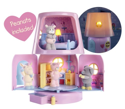 My Blue Nose Friends Peanut The Hamster S Lamp House Buy