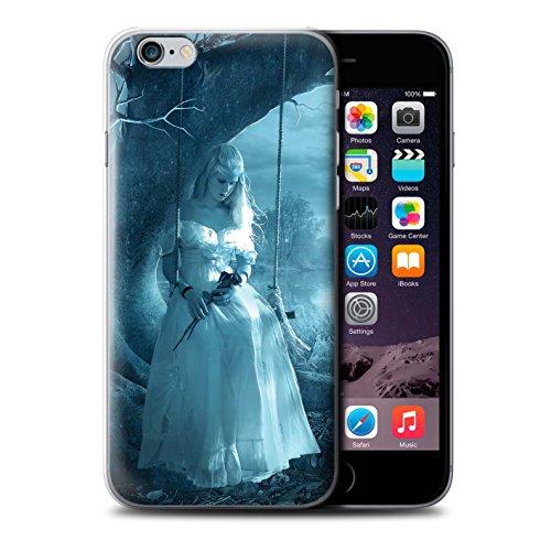 Officiel Elena Dudina Coque / Etui pour Apple iPhone 6S+/Plus / Pack 7pcs Design / Art Amour Collection Luz Sombra