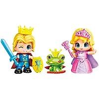 Pinypon Pack de princesa y príncipe (Famosa 700011163)
