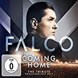 Falco Coming Home - The Tribute Donauinselfest 2017 (CD+DVD) -