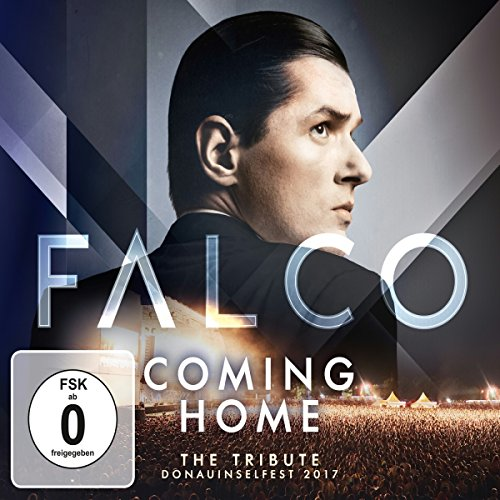 Falco Coming Home - The Tribute Donauinselfest 2017 (CD+DVD)