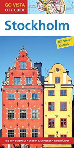 GO VISTA: Reiseführer Stockholm (Go Vista City Guide)