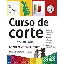 Curso de corte/ Pattern Cutting Course: Sistema Nona