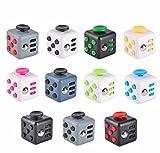 #5: Chronex Good Quality Stress Relief Fidget Cube, Black