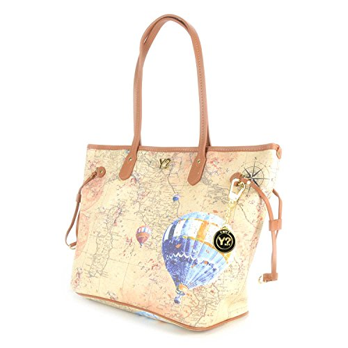 Y Not Shopper Borsa tote 46 cm Multicolor