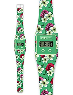 SPRING Pappwatch / Armbanduhr aus reißfestem und wasserabweisendem TYVEK®