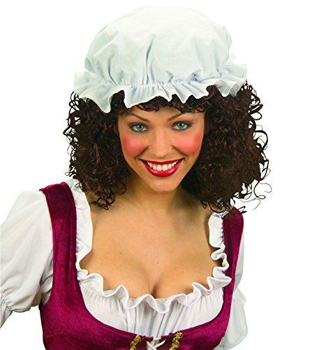 Widmann-wdm3329m costume adulto donna, bianco, universale, wdm3329m