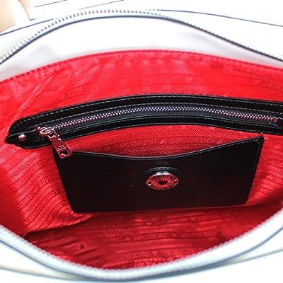 Love Moschino Zip Tote Mujer Handbag Negro de Love Moschino Accessories