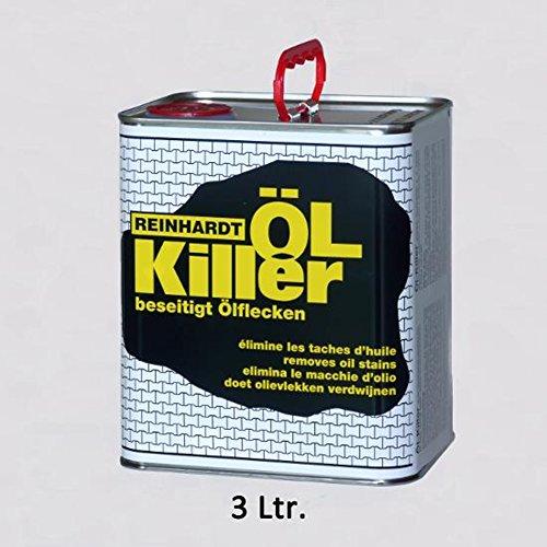 3 Liter Ölkiller, Ölfleckentferner, Fleckentferner -