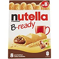 Nutella B-ready, Cialda di Pane - 152.8 gr - B & M Shifter
