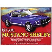 Mustang Shelby - Classico Americana Muscolare Motore