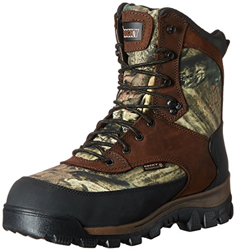 """Rocky Core Comfort 8\"""" 800g Insulated Boot 800g, Wide"""