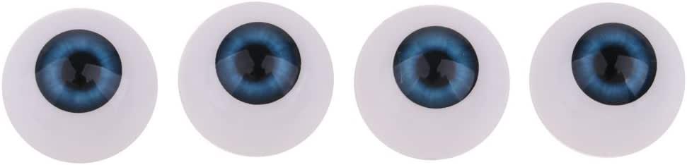3 Paio 24mm occhi BAMBOLE-PREZZO D/'OCCASIONE