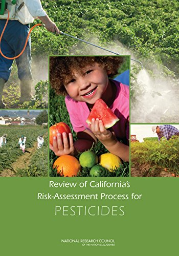 Review Of California's Risk-assessment Process For Pesticides por Committee To Review California's Risk-assessment Process For Pesticides epub