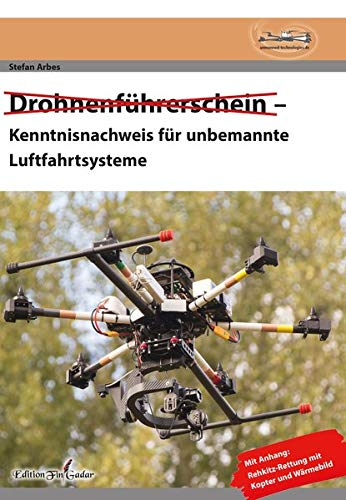 Drohnenführerschein Kenntnisnachweis für unbemannte Luftfahrtsysteme