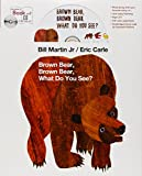 Brown Bear, Brown Bear, What Do You See? Book + CD