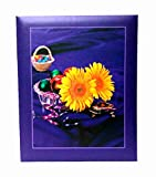 #4: Natraj Studio High Quality Photo Album with 0.6mm Thick Extra Clear PVC Film 136 Pocket, (Photo Size Supported: 5'x7')