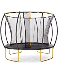 Plum 10ft Limited Edition Gold Trampoline and Enclosure
