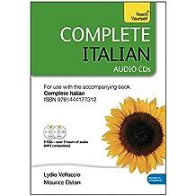 Complete Italian (Learn Italian with Teach Yourself): Audio Support (Teach Yourself Complete)