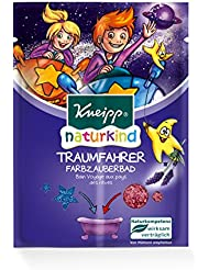 Kneipp Naturkind Badesalz Traumreise Bad, 6er Pack (6 x 40 g)